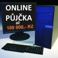 Půjčka online až 100 000,- Kč