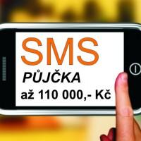 SMS podnikatelský úvěr 110 000,- Kč